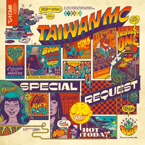 Taiwan MC: Special Request